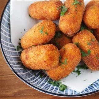 Klassieke Aardappelkroketjes