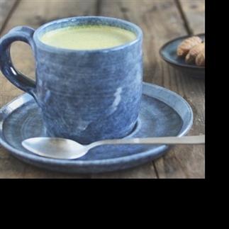 Golden milk met kurkuma