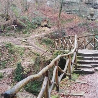 Doen: op avontuur in Mullerthal, Luxemburg