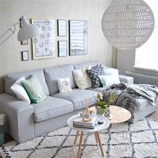 blog society : kleine woonkamer groter laten lijken: 6 tips, Deco ideeën