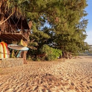 Koh Phayam: Ongerept eiland in Thailand