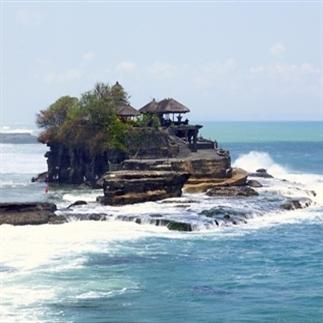 Tanah Lot: De mooiste tempel op Bali
