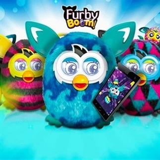 Comeback van de Furby