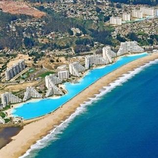 Grootste zwembad ter wereld: San Alfonso