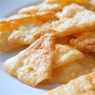 Koolhydraatarme chips een (h)eerlijk zoutje
