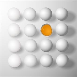 Met Control Freak kook je altijd het perfecte ei