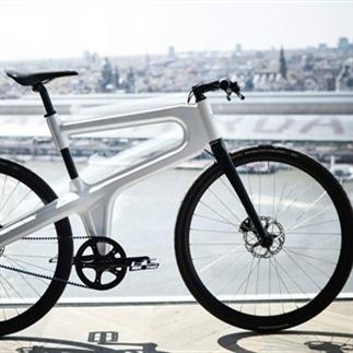Mokumono: door robots gebouwde Nederlandse fiets