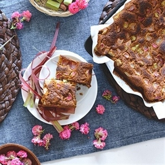 Turkse Appelcake