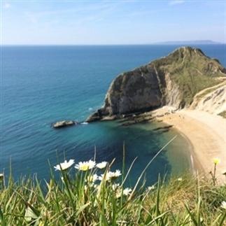 Zo mooi is Zuid-Engeland in de lentezon!
