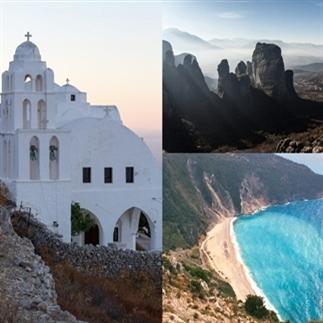 3 adembenemende Griekse bestemmingen