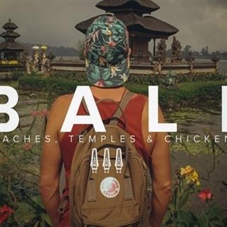 Dit Bali reisfilmpje is werkelijk prachtig