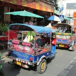 Hoe zorg je dat je niet verdwaalt in Bangkok?