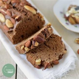 Ontbijtkoek zonder suiker