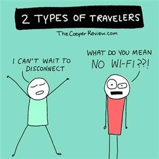 Grappige test: Welke reiziger ben jij?