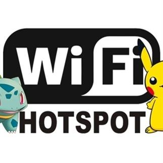 Pokemon Go spelen zonder mobiel internet