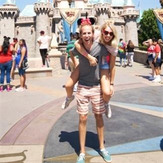Disneyland in Californië