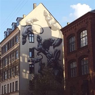 Dit deed en zag ik in Copenhagen
