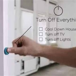 Met één druk op deze knop je telefoon bedienen!