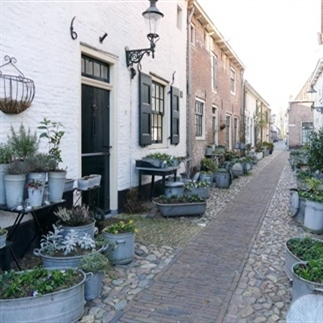 Vestingstad Elburg in de winter + tips