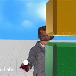 Google dupliceert jouw gezicht in VR