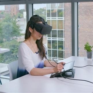 Samenwerken in 3D ontwerp met Gravity Sketch VR