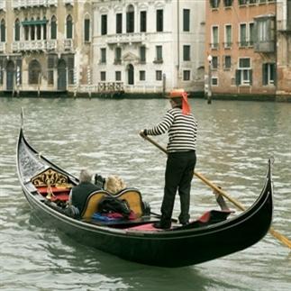 24 uur in... Venetië