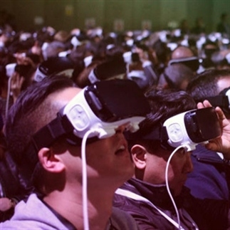 China in de ban van Virtual Reality