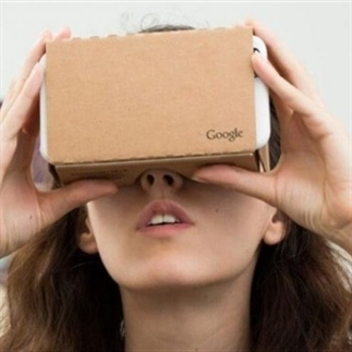 Google Cardboard nog steeds aan top