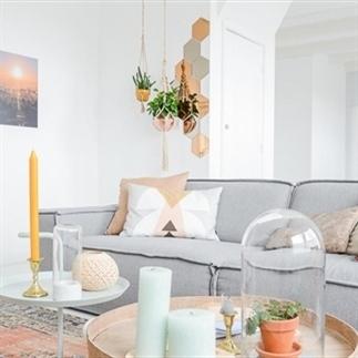 Inspiratie: de mooiste lente interieurs