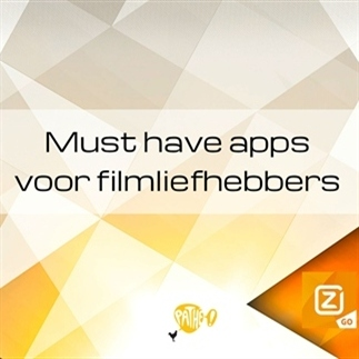 Must have apps voor filmliefhebbers