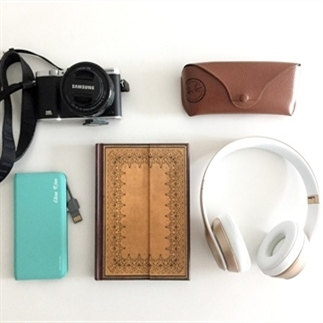 Top 5 travel essentials