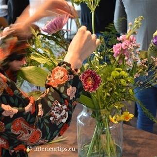 Bloemschikken: de perfecte bos bloemen in 3 stappe