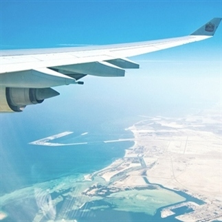 Bang om te vliegen