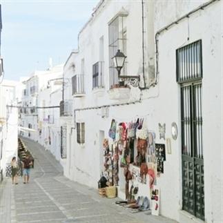 De mooiste witte dorpen route door Andalusië