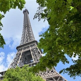 Parijs is zo mooi in de lente