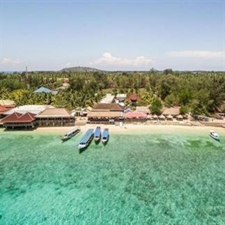 Waar overnachten op de Gili's? - Indonesië