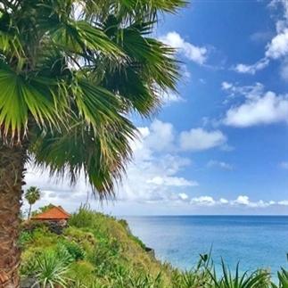 Fajã dos Padres prachtig afgelegen plek op Madeira