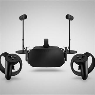 Oculus Eift werkt met 3 sensoren