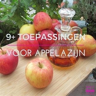 9 Verrassende toepassingen voor appelazijn