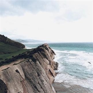 De schoonheid van Baskenland