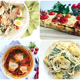 Top 6 snelle Meatless Monday recepten