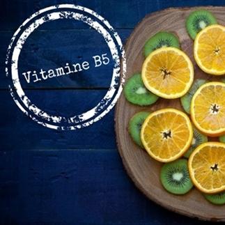 Vitamine B5, wat is het en wat doet het?