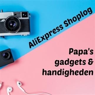 AliExpress Shoplog | Papa's gadgets en handigheden
