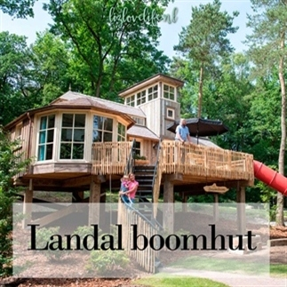 Landal Boomhut