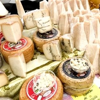 Op de Italiaanse markt