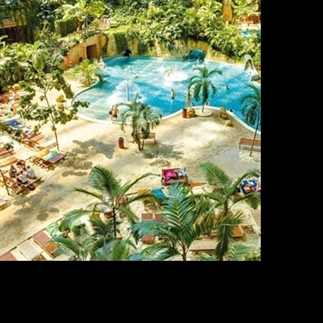 Weekendtip: Tropical Islands vlakbij Berlijn
