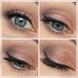 Rose Golden Eyes und Purple Lips