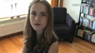 Help verongelukte Anna (13) beroemd worden!