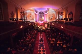 Tiende editie Templebar Tradfest in Dublin