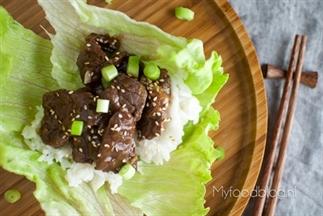 Beef bulgogi (Koreaans rundvlees)